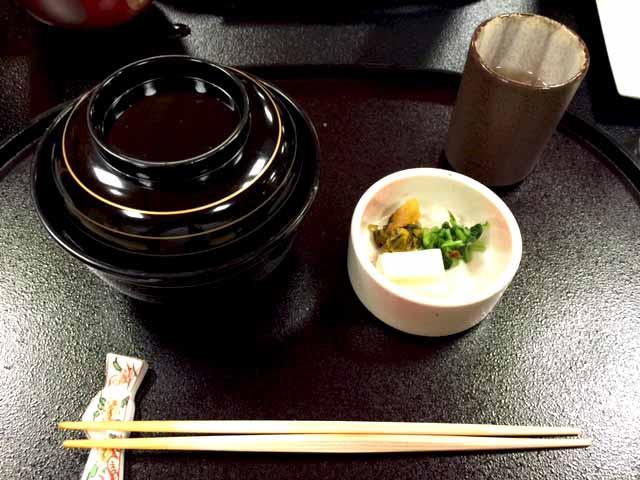 天王殿料理7