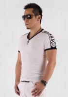 『ASライン Tシャツ WHITE&BLACK』