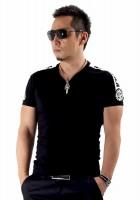 『AS ライン Tシャツ BLACK&WHITE』