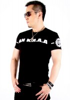 『BOX ロゴ Tシャツ BLACK』